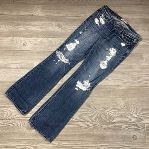 Abercrombie & Fitch Flare Jeans Women's 00S M16